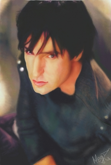 Trent Reznor by HeartHammer